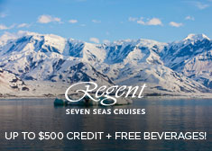 Regent: Up to $500 Credit + Free Beverages!