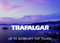 Trafalgar: Up to $2,199 Off Top Tours!