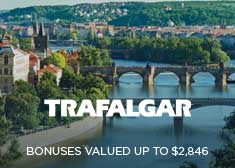 Trafalgar: Bonuses valued up to $2,846