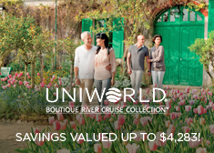 Uniworld: Savings Valued up to $4,283!
