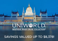 Uniworld: Savings Valued up to $8,378!