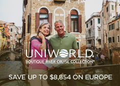 Uniworld: Save up to $8,854 on Europe