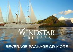 Windstar: Beverage Package OR More