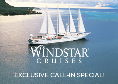 Windstar: Exclusive Call-In Special!
