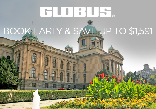 Globus: Book Early & Save up to $1,591!