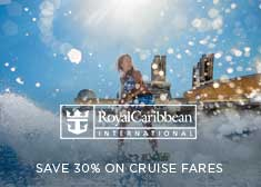 Royal Caribbean: Save 30% on Cruise Fares!
