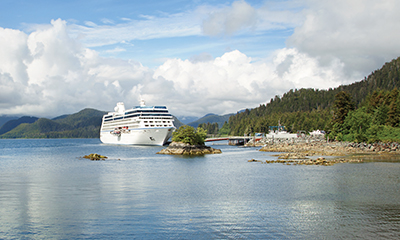 Alaska Cruise Deal - Oceania: OLife Choice Exclusive – 2-for-1 Cruise Fares PLUS Free Gratuities, Free Beverage Package, Unlimited Internet AND More!