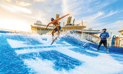 Hawaii Cruise Deal - Royal Caribbean: BOGO 60 Exclusive – Buy One Get One 60% Off Cruise Fares, Reduced Roundtrip Airfare, up to $100 Free Onboard Credit, up to $350 Instant Savings PLUS More!