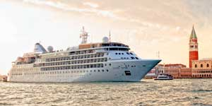 Silversea Cruises Deal - American Express Cruise Privileges Program – Up to $500 Free Onboard Credit PLUS Extra Bonuses!