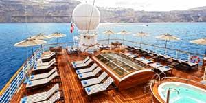 Yacht Club Past Guest Rewards – 5% Cruise Savings, Complimentary Upgrades, Private Cocktail Reception PLUS More!