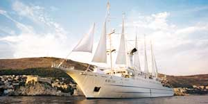Windstar Cruises Deal - Avoya Advantage Exclusive – $100 Free Onboard Credit PLUS Tahiti Airfare and Hotel Packages!