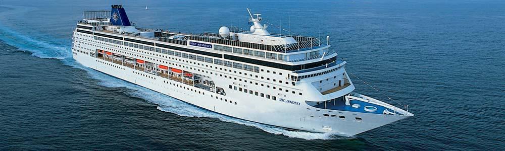 MSC Armonia MSC Cruises Avoya Travel - Msc armonia